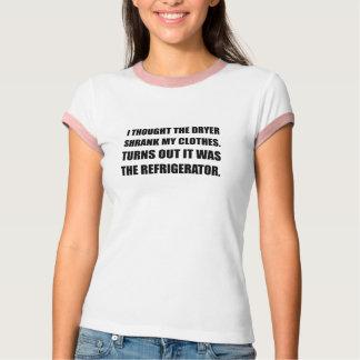 Refrigerator Shrank Clothes T-Shirt