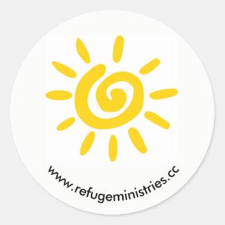 Refuge Ministries sticker