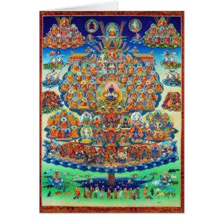 refuge tree kagyu tradition Card