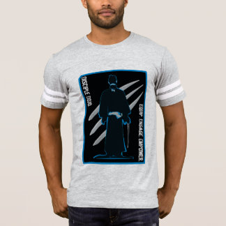 RefugeeJitsu Jersey T-Shirt