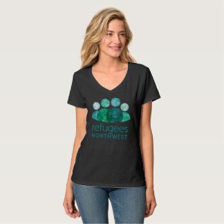 Refugees Northwest Logo T-Shirt