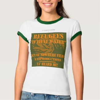 refugees tshirt design