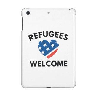 Refugees Welcome iPad Mini Retina Cases
