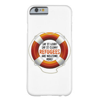 Refugees Welcome iPhone & Samsung Case