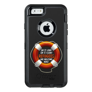 Refugees Welcome iPhone & Samsung Otterbox Case