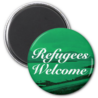 Refugees Welcome Magnet
