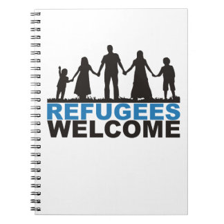 Refugees Welcome Notebooks