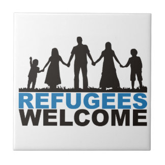 Refugees Welcome Tiles
