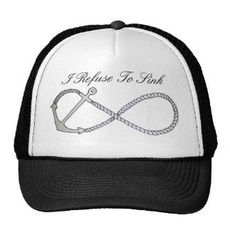 Refuse To Sink Trucker Cap Trucker Hat
