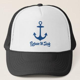 Refuse To Sink Trucker Hat