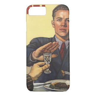 Refuse Vodka iPhone 7 Case
