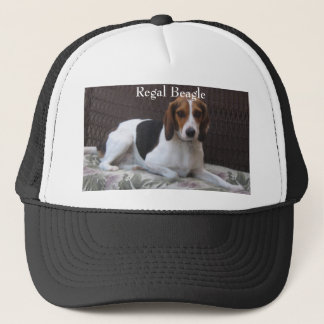 Regal Beagle Hound Dog Hat