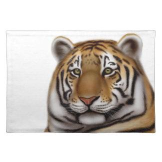 Regal Bengal Tiger Placemat