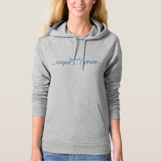 Regal Cheer Hoodie with Name on Back