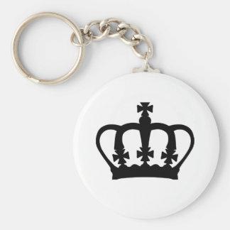 Regal Crown Keychains