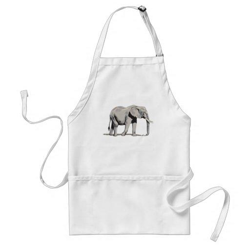 Regal Elephant Aprons