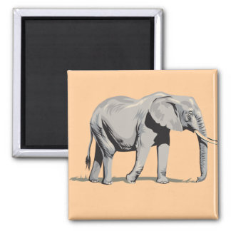 Regal Elephant Magnets