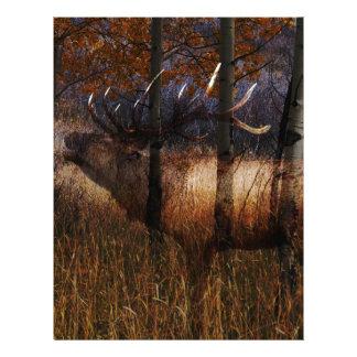 Regal Elk Letterhead