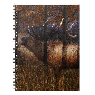 Regal Elk Spiral Notebooks