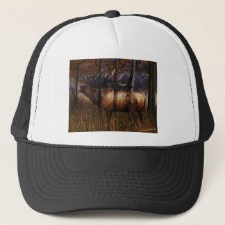 Regal Elk Trucker Hat