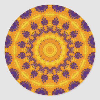 Regal Kaleidoscope Sticker