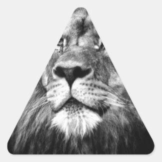 Regal King Triangle Sticker
