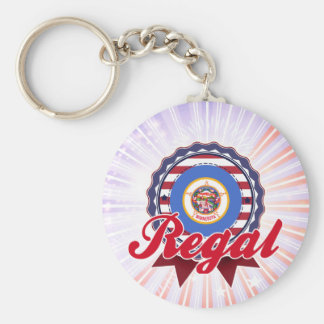 Regal, MN Key Chain