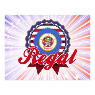 Regal, MN Postcards