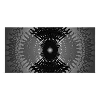 Regal Razors: Vector Art: Custom Photo Card
