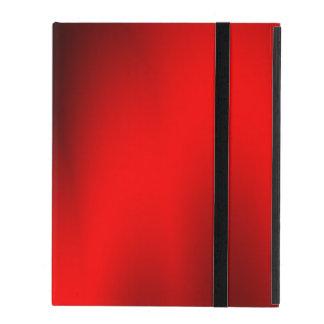 Regal Red Splash Cover For iPad