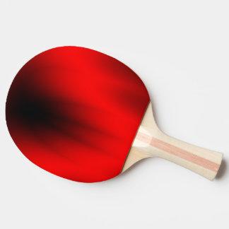 Regal Red Splash Ping Pong Paddle