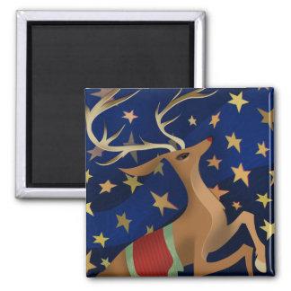 Regal Reindeer Magnets
