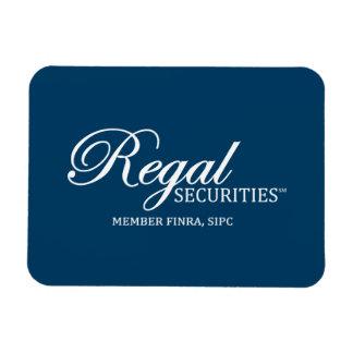 Regal Securities Logo Magnet