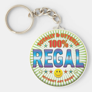 Regal Totally Keychains