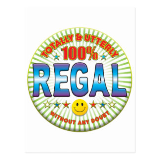 Regal Totally Post Cards