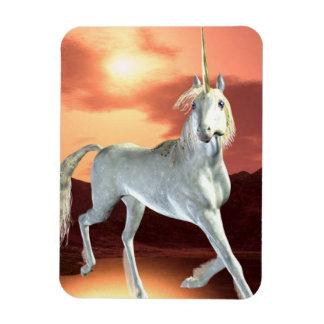 Regal Unicorn Flexible Magnet Flexible Magnet