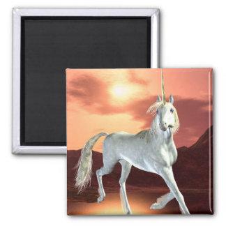 Regal Unicorn Magnet Magnet