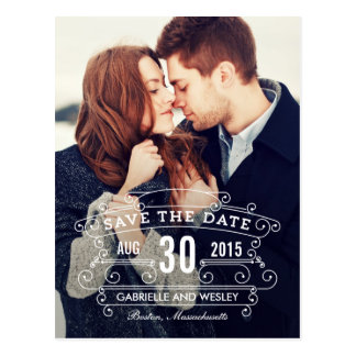 Regal Union Save The Date Postcard