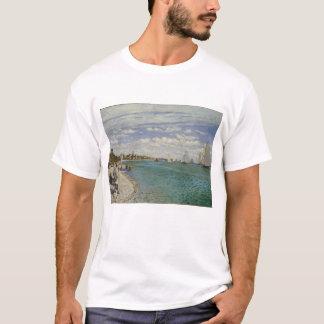 Regatta at Sainte-Adresse T-Shirt