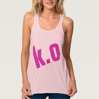 Regatta Feminine Rose K.O. Tank Top