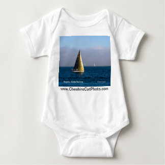 Regatta, Santa Barbara California Products Baby Bodysuit