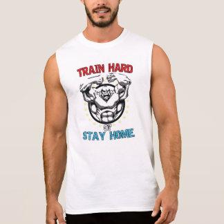 Regatta Train Hard Sleeveless Shirt