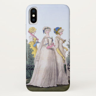 Regency Fashion Plate Jane Austen Case-Mate iPhone Case
