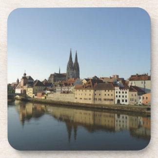 Regensburg, Germany Drink Coaster