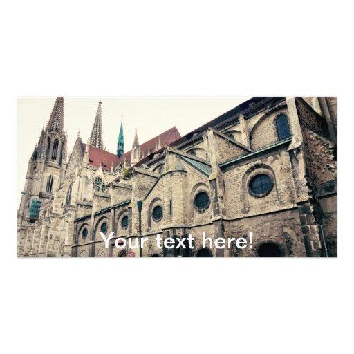 Regensburg, Germany Photo Card