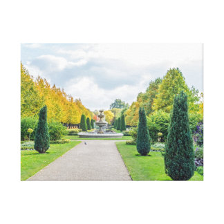 Regent's Park, London canvas print