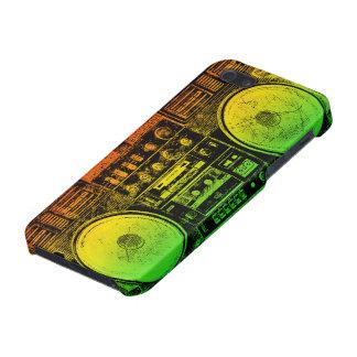 reggae boombox iPhone 5/5S case