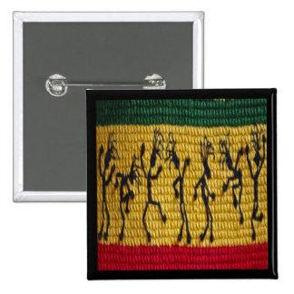 reggae dance button