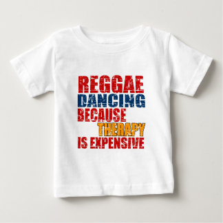 Reggae Dance Designs Baby T-Shirt
