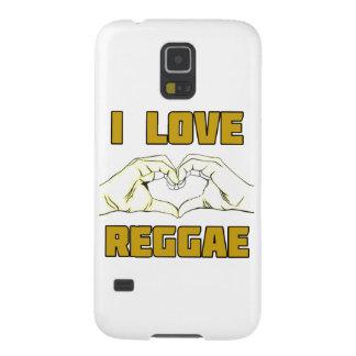 reggae design galaxy s5 cover